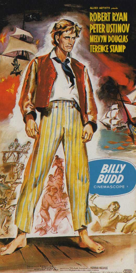 billy budd sailor thesis
