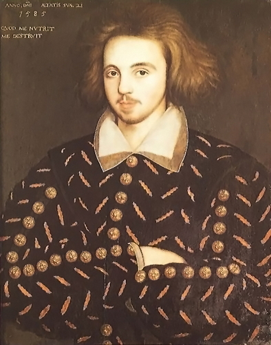 the early life and times of christopher marlowe Christopher marlowe (1564-1593) early life marlowe was suspiciously awarded a master of arts degree at the corpus christi college despite his lack of attendance requirements marlowe was temperamental at times.