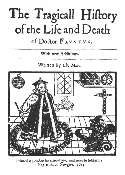 an analysis of the tragical history of doctor faustus a play by christopher marlow Christopher marlowe  and many believe that if not for the free verse style of this play,  marlowe wrote the tragical history of doctor faustus in blank.