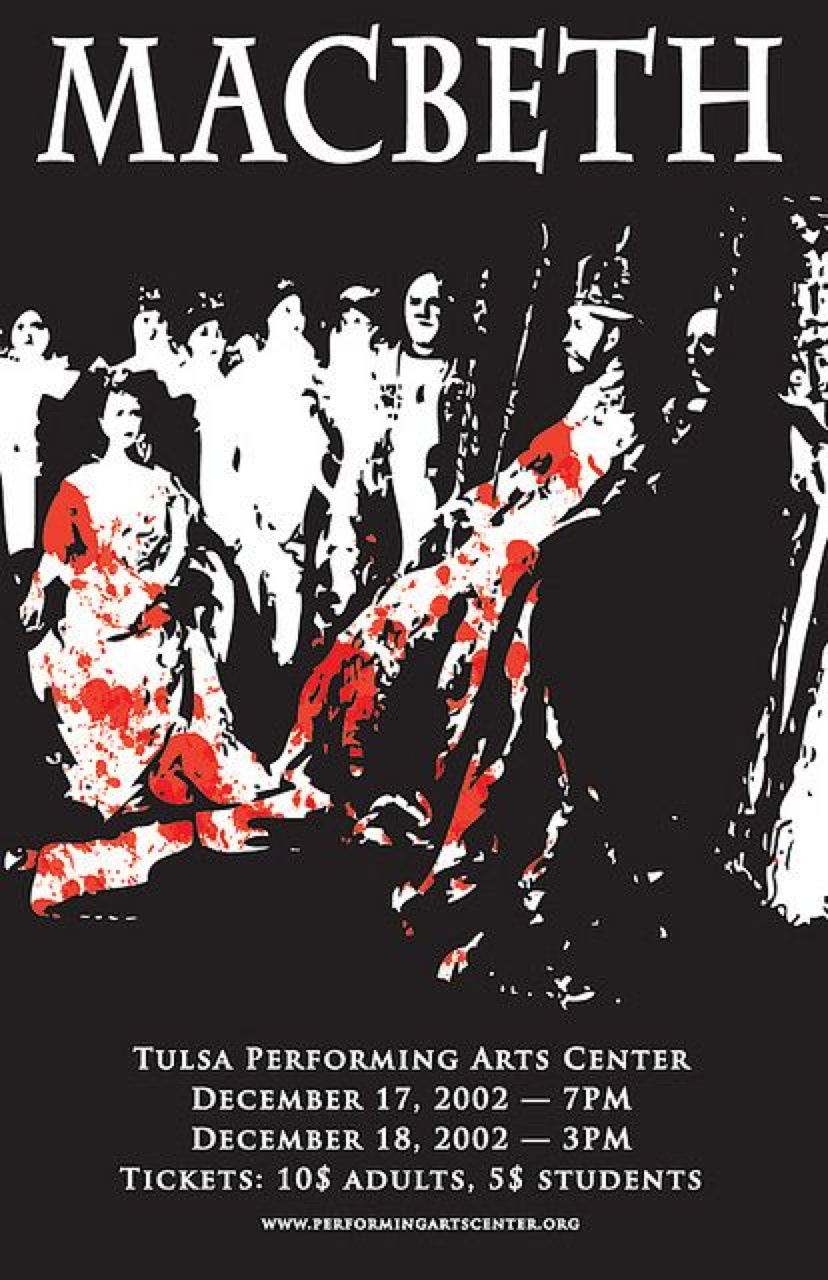 polanski and freestons interpretation of the play macbeth by william shakespeare In this thesis, i closely examine william shakespeare's 17th century tragedy,   polanski (1971), philip casson (1979), geoffrey wright (2006), rupert goold ( 2010),  become determinative factors in the meaning of the play with these.