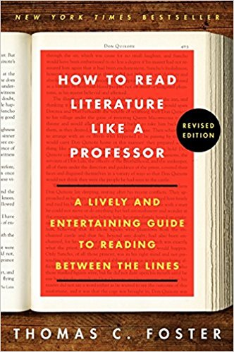how to read literature like a professor chapter summaries How to read literature like a professor chapter 9: it's more than just rain or snow summary & analysis from litcharts | the creators of sparknotes.