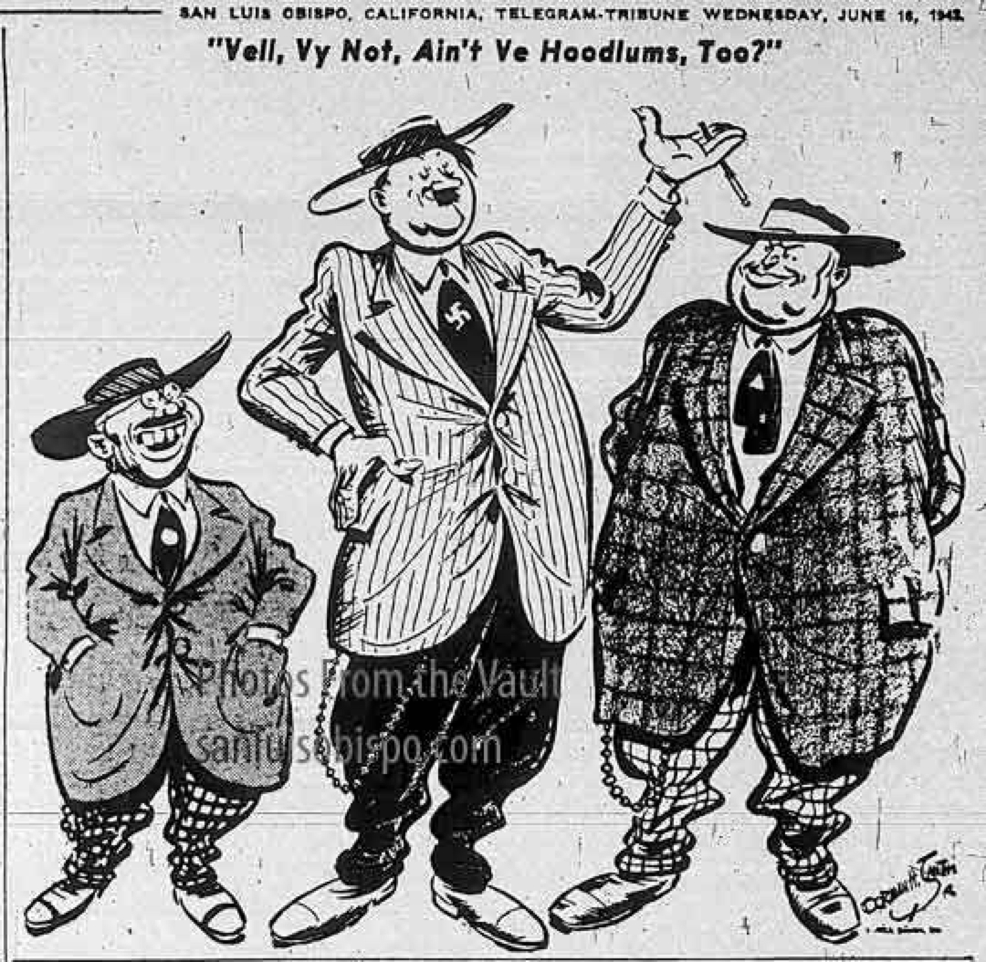 Zoot Suit Primary Sources
